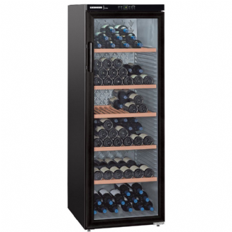 LIEBHERR WKB4212 Freestanding Vinothek Single Zone Wine Chiller, 165 cm